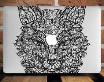 Fox MacBook Pro Retina 13 Case MacBook Air 13 Cover Animals Mac Cover Macbook Air Case MacBook Pro 13 Cover Mac Laptop Hard Case WCm031