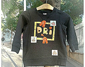 "Sweatshirt child ""adria""."