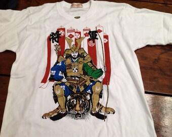 Shogun  warrior shirt -LG