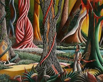 Forest (Gicleé Print)