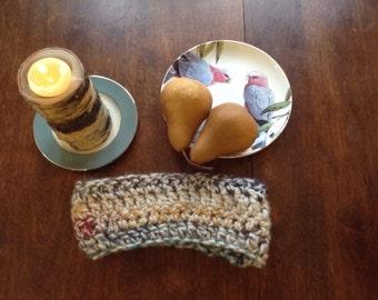 Soft Chunky Crochet Headband, Ear Warmer, Chunky Crochet Headband, Super Chunky Headband, Super Chunky Headband