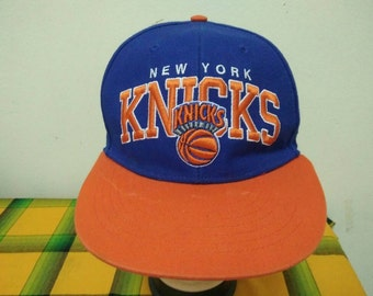 Rare Vintage NEW YORK KNICKS Cap Hat Free size fit all
