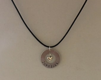 Sherlock Johnlock Necklace