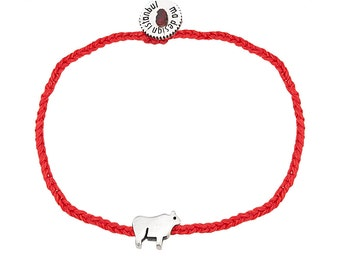 Chinese Astrolgy Bracelet, Chinese Zodiac Bracelet, OX Astrology Sign