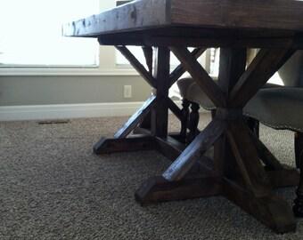 KC Farmhouse Table
