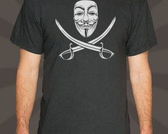 Mask Of Modern Mutiny T-Shirt