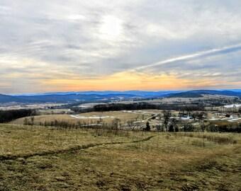 Landscape Photography, Nature Photography, Rolling Hills Art, Landscape Art, Nature Art, Wall Art, Outdoor Photography