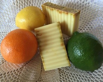 Summer Citrus Soap