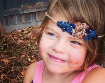 Photo prop australia, baby tieback, photo prop, flower headpiece, sibling photography, beaded headpiece, toddler prop