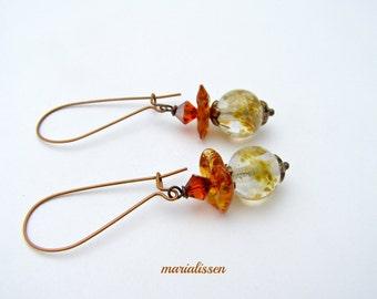 Earrings Mosaik