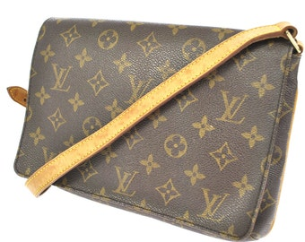 Louis Vuitton Musette Tango-authentic-100% original