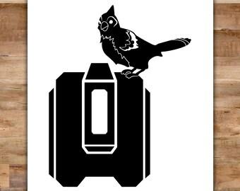 Bastion Overwatch Symbol