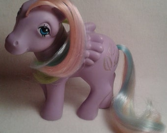 G1 My Little Pony Tickle (NO COUNTRY 1984 ) MLP