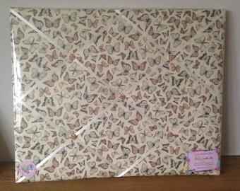 Butterfly Memo Board