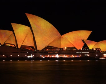 Sydney Opera House HD Photograph