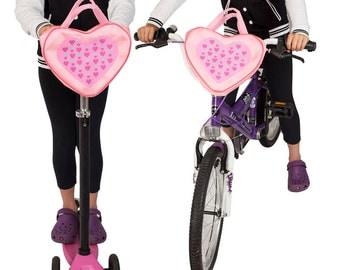 Heart Scooter or Bike Bag