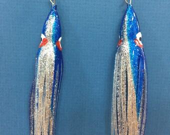 Hoochie earrings