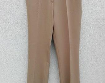 Brown Boomerangs women's pants