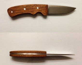 Drop Point Knife