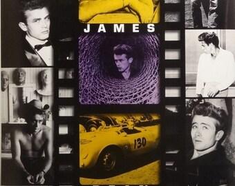 James Dean 24x36 Filmstrip Collage Movie Poster