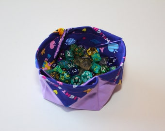 Friendship is Magic - My little Pony - Lotus Petal Dice Bag