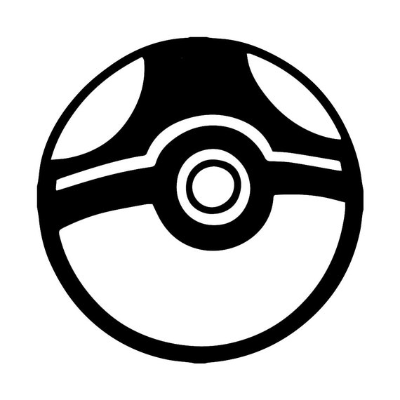 Decal Serpent Sp 1244 Master Ball Silhouette By Decalserpent