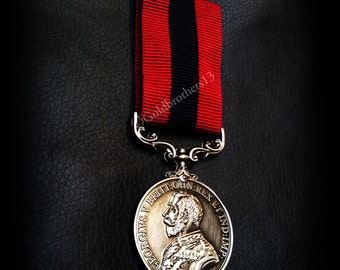 Distinguished Conduct Medal George v Highest Award Bravery British Army Replica