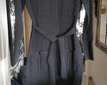 Vintsge Dana Buchman wool dress