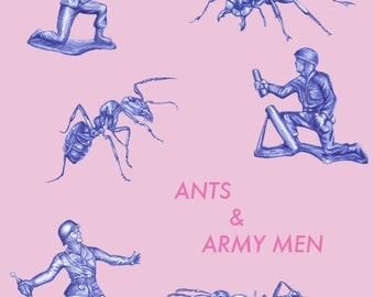 Ants and Army Men