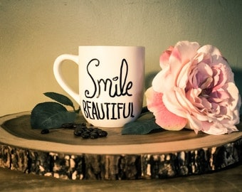 Smile Beautiful Mug