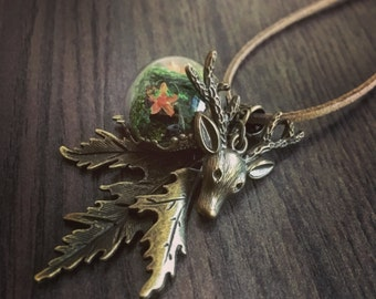 Druid  Cosplay Necklace inspired by World of Warcraft.