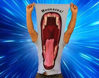 Surprisimal T-shirt, Bobcat Edition