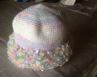 Childs winter hat.