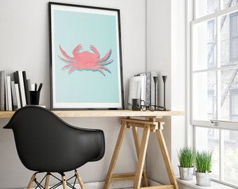 The Salty Sea Crab