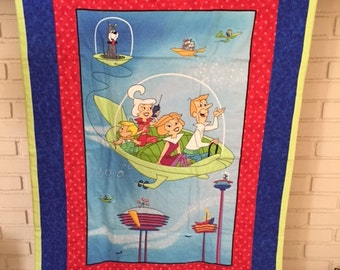 The Jetsons Baby Blanket