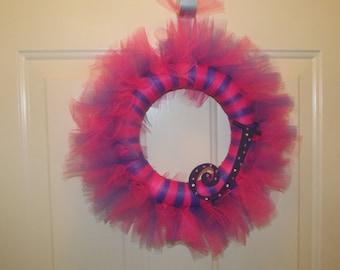 Pink/Purple Tutu Wreath