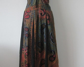 BEAUTIFUL ~  Handmade Summer Maxi Dress!