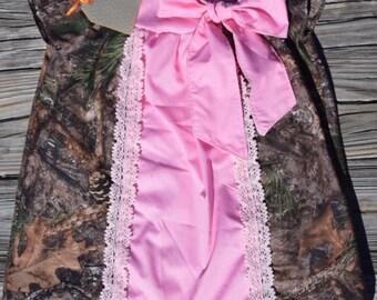 Camo dress, size L