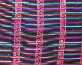 Aguacatan Handwoven Blanket / Tablecloth / Textile