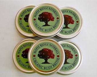 Body Butter 2oz.- Maple Ridge Soaps & Sundries