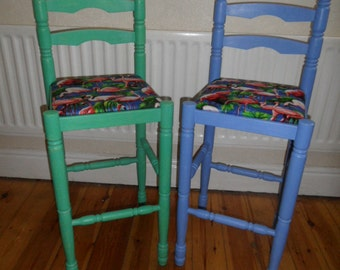 Funky Shabby Chic Chairs