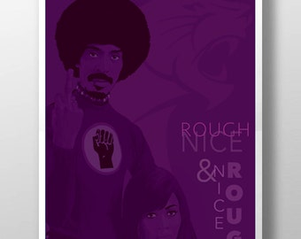 Poster Ike and tina Turner