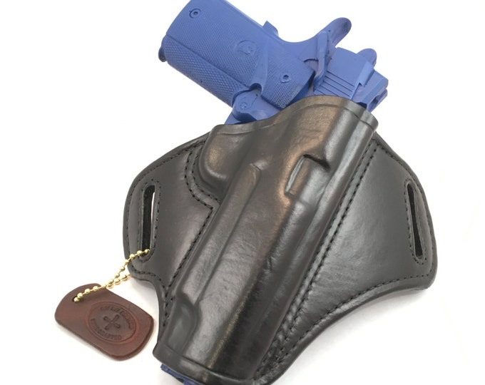 Springfield Operator.45 - Handcrafted Leather Pistol Holster