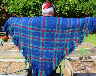 Aurora shawl