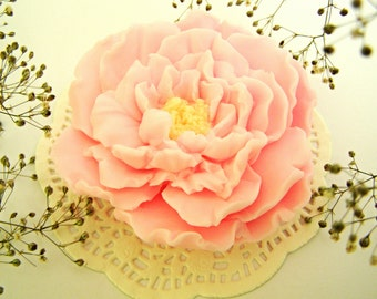 Summer Flower 3d Silicone Mold 3d Floral Mold 3d Fondat Mold 3d Housewares Mold Cake Mold Polymer clay Mold For Sugar Mastic Baking 3d Mold