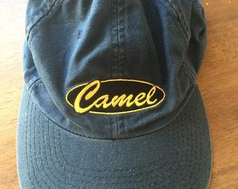 Vintage Camel Cigarettes Baseball Cap