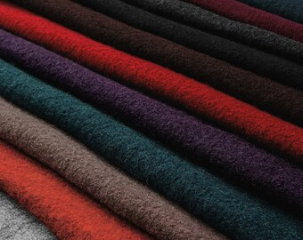 Favorite walk Loden - cooking wool - 0.5 m