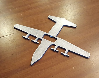 C-130J-30 Super Hercules Aircraft Bottle Opener