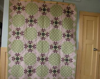 Green Meadows Quilt