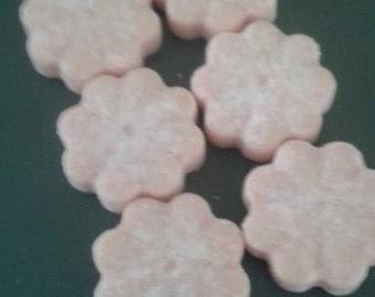 6x Lemon Meringue wax melts